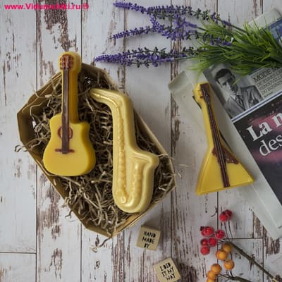 3D Музыкальные инструменты